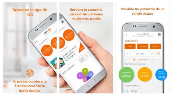 Imagen - Todas las aplicaciones de bancos para smartphones