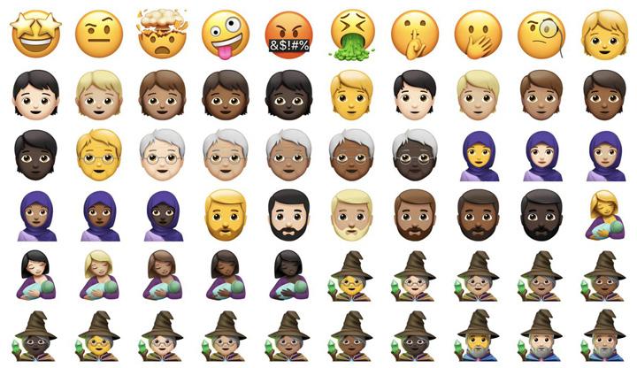 Imagen - Cómo tener los emojis de iOS 11 en Huawei EMUI