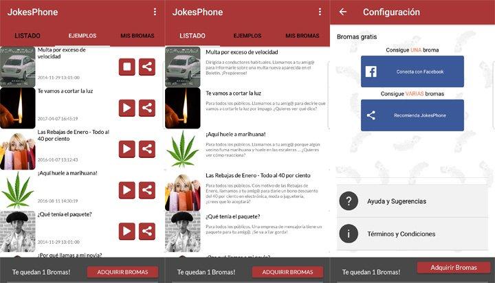 Imagen - Descarga Jokesphone, la popular app para gastar bromas por teléfono