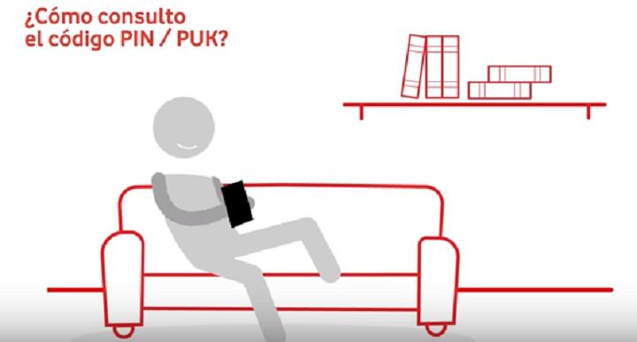 Cómo consultar gratis el PIN desde Mi Vodafone