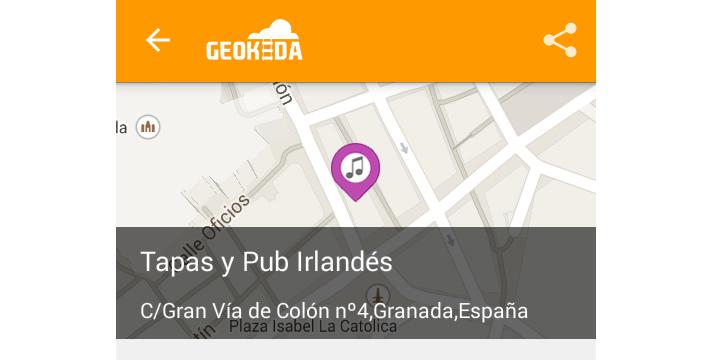 Imagen - GeoKeda, la app para compartir aficiones y encontrar gente nueva