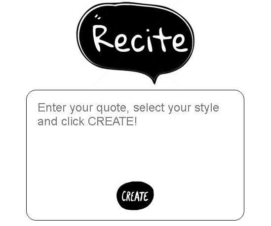 Imagen - Cómo crear imágenes con texto