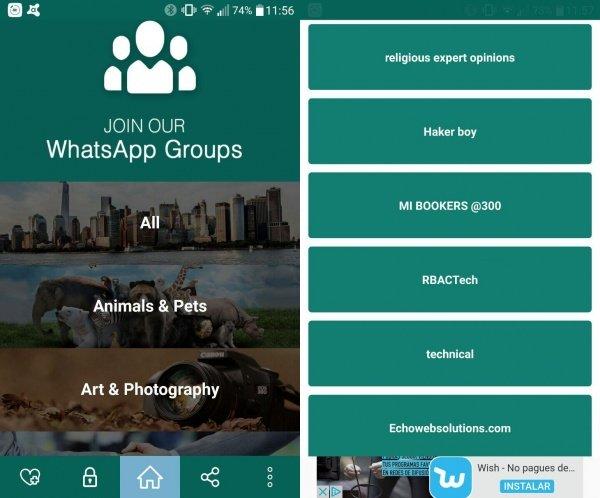 conocer gente con whatsapp
