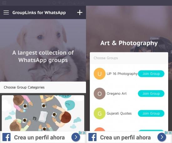 Apps para conocer gente por WhatsApp