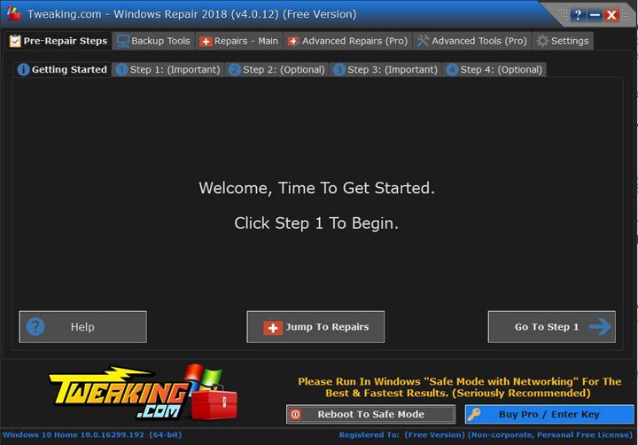 Imagen - Cómo solucionar errores de Windows con Windows Repair