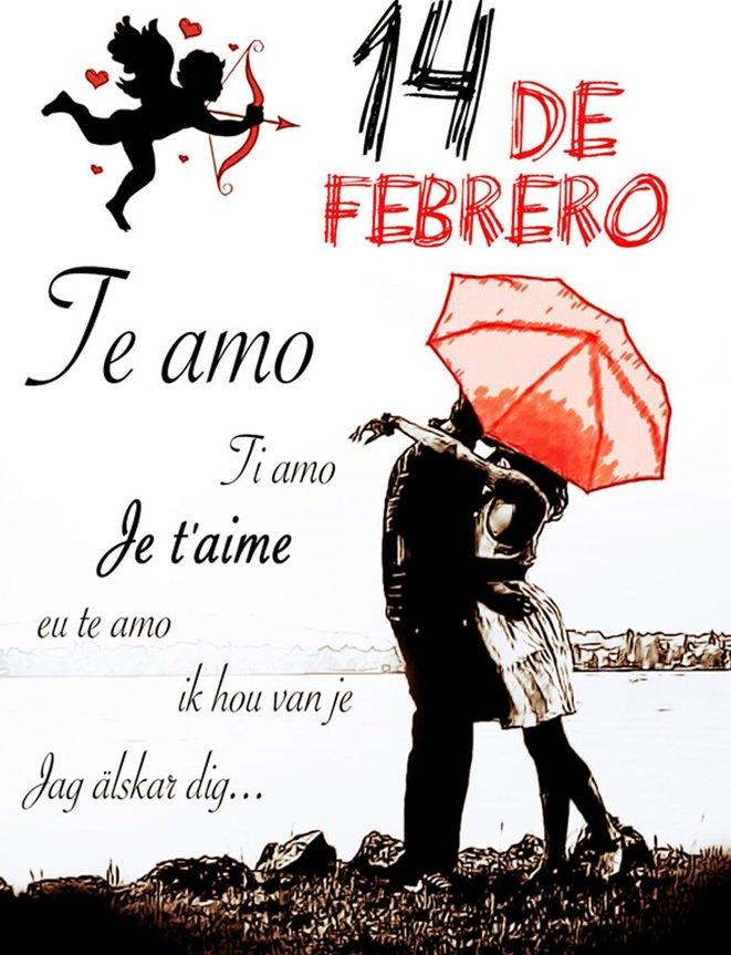 Imagen - 14 tarjetas para enviar en San Valentín