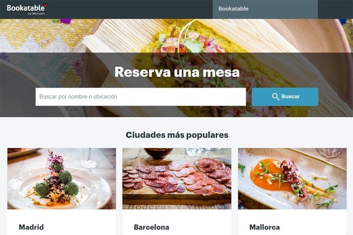 Imagen - 5 sitios para reservar restaurante online