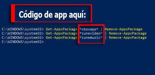 Imagen - Cómo eliminar las apps preinstaladas en Windows 10