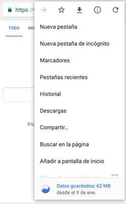 Imagen - Cómo eliminar el historial de Chrome