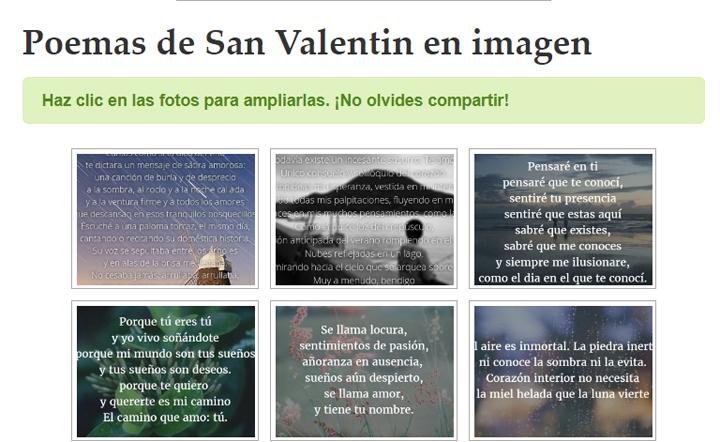 Imagen - 4 webs donde encontrar poemas de amor