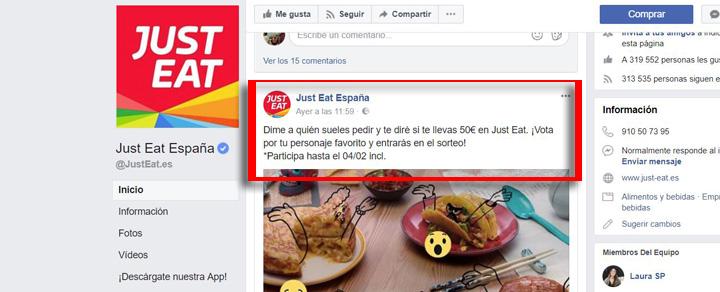 Imagen - Cómo conseguir descuentos para Just Eat