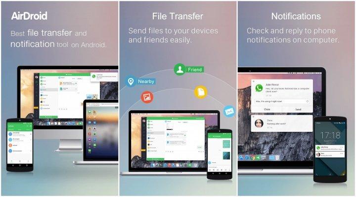 Imagen - Cómo enviar archivos desde el móvil al ordenador