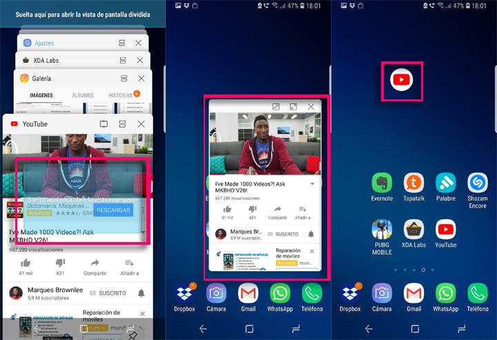 Imagen - 10 funciones secretas del Samsung Galaxy S9 que seguramente desconoces