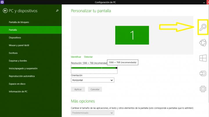 Imagen - Cómo cambiar la resolución de pantalla en Windows