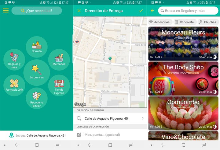 Imagen - Comparativa: Just Eat vs Deliveroo vs Glovo