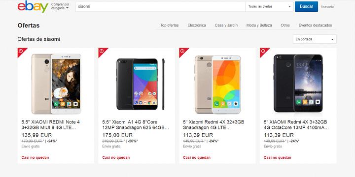 Imagen - Dónde encontrar ofertas de Xiaomi