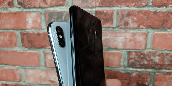 Samsung Galaxy S9 Plus vs iPhone X: ¿Cuáles son las diferencias?