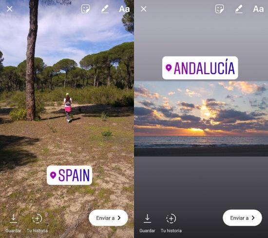 Imagen - ¿Por qué no puedo poner la ubicación en Instagram?