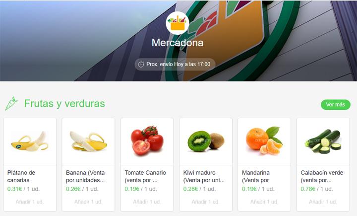 Imagen - ¿Se puede hacer la compra online en Mercadona?