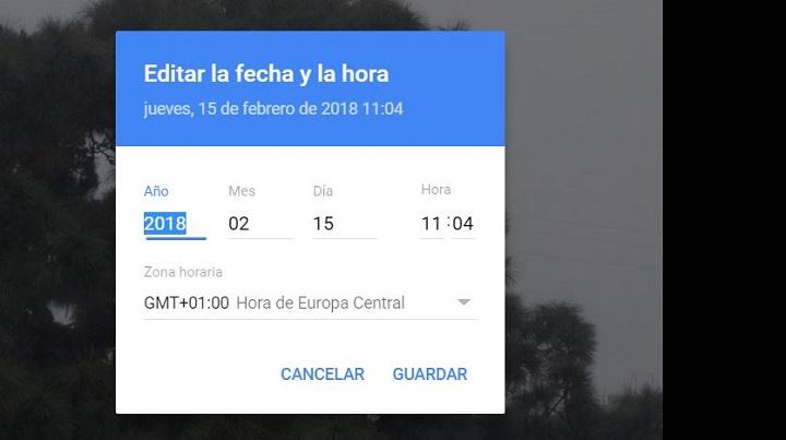 Imagen - Cómo cambiar la fecha de una foto en Android