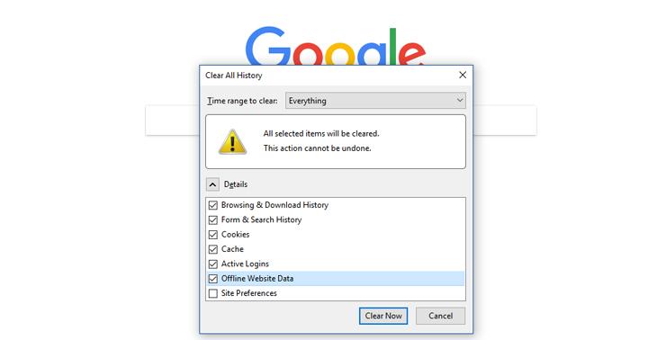 Imagen - Cómo eliminar el historial de Firefox