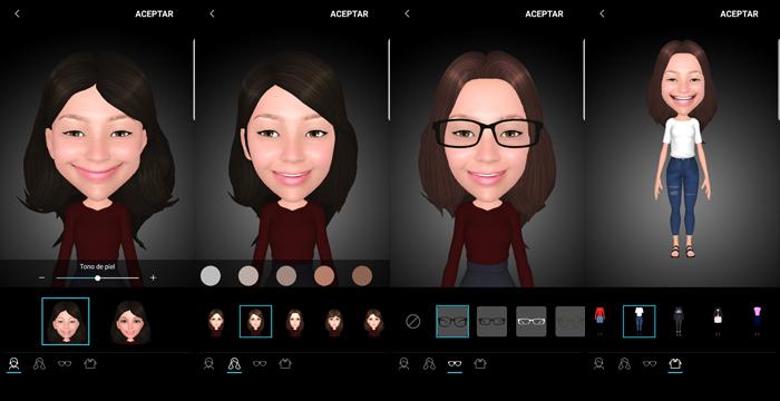 Imagen - Cómo crear tu AR Emoji en el Galaxy S9
