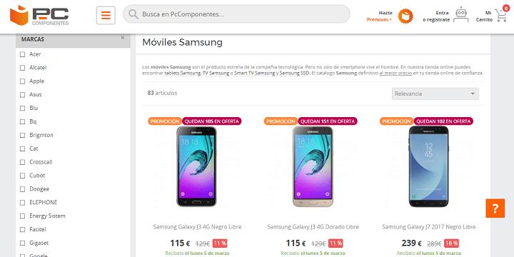 Imagen - Dónde encontrar ofertas de Samsung