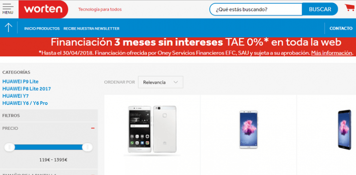 Imagen - Dónde encontrar ofertas de Huawei
