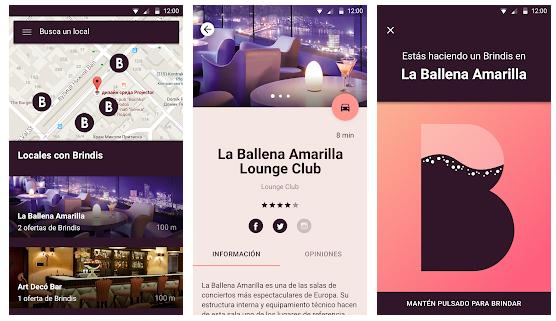 """Imagen - Brindis, la app que quiere ser el """"Netflix de los bares"""" con tarifa plana de consumiciones"""
