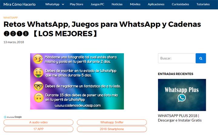 Imagen - Dónde encontrar cadenas de WhatsApp
