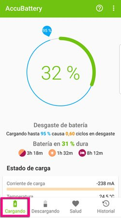 Imagen - Cómo saber el estado de salud de la batería de tu teléfono