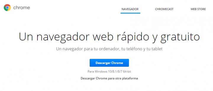 Imagen - Cómo actualizar Chrome