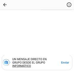 Imagen - Cómo crear una conversación en grupo en Instagram Direct