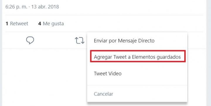 Imagen - Cómo ver y guardar tweets desde el ordenador
