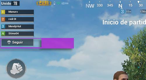Imagen - Cómo usar el paracaídas en PUBG Mobile