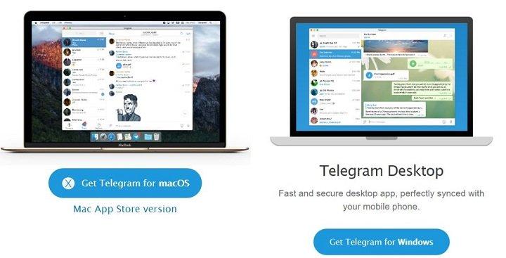 Imagen - Cómo actualizar Telegram