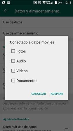 Imagen - Cómo dejar de guardar las fotos de WhatsApp