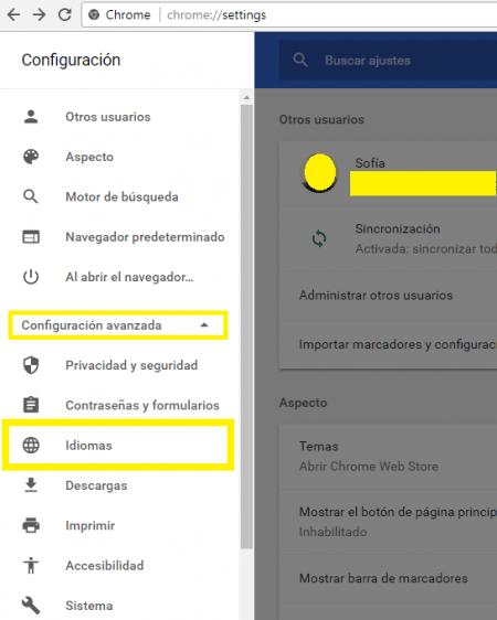 Imagen - Cómo activar la traducción automática en Chrome