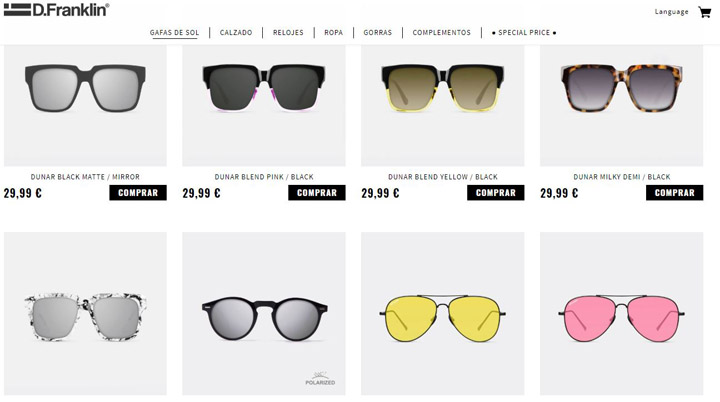 Imagen - Dónde comprar gafas de sol online