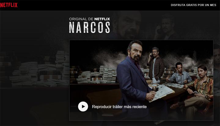 Imagen - Cómo ver Narcos online