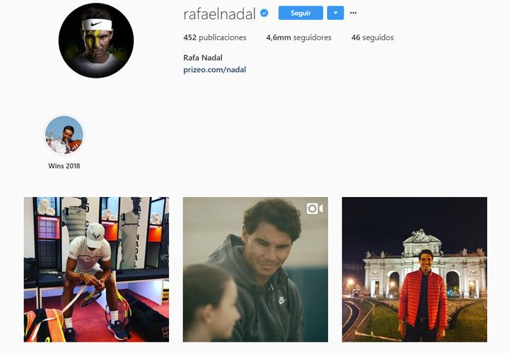 Imagen - Las 10 cuentas en España con más seguidores en Instagram