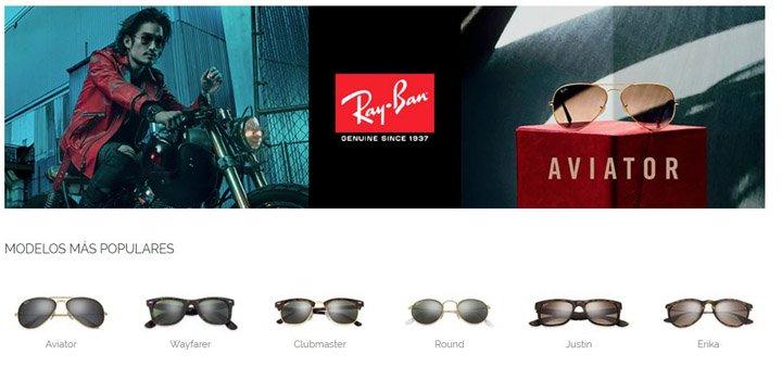 Imagen - Dónde comprar gafas Ray Ban online