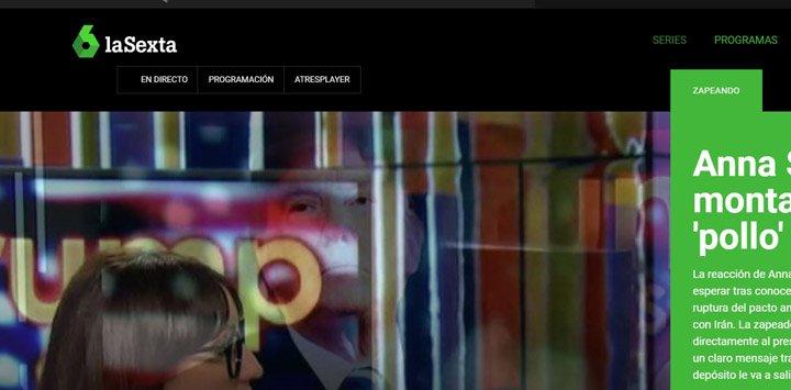 Imagen - Cómo ver La Sexta online