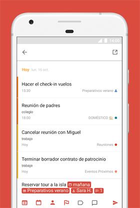 Imagen - Todoist, la app para organizar nuestras tareas