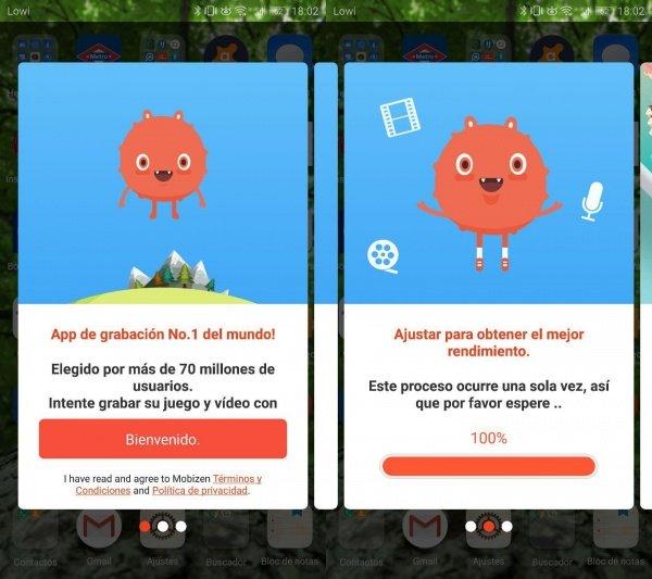 Imagen - Descarga Mobizen, el grabador de pantalla para Android