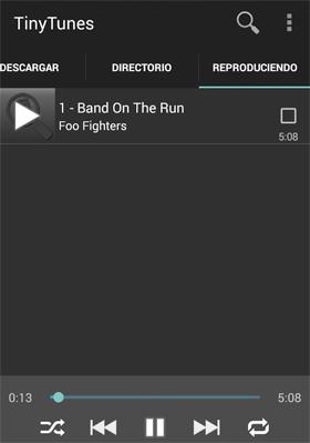 Imagen - TinyTunes, descarga y escucha música gratis en Android