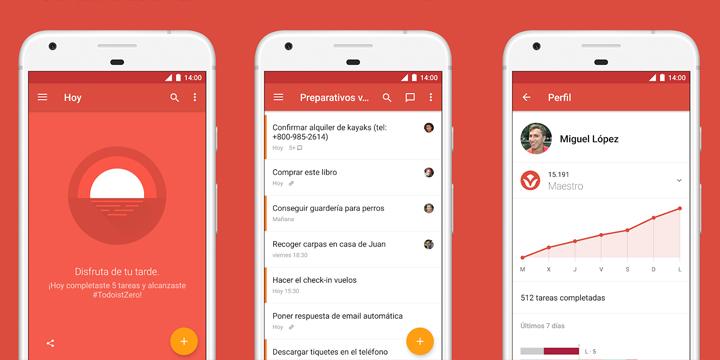 Todoist, la app para organizar nuestras tareas