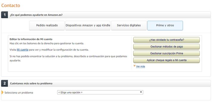 Imagen - Cómo cancelar una cuenta de Amazon