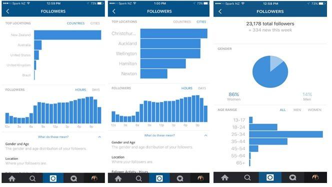 Imagen - Cómo monitorizar los seguidores de Instagram