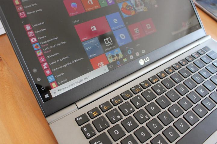 Imagen - Review: LG Gram (2018), el ordenador bonito y potente de LG se renueva